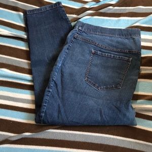Faded Glory size 24W jegging